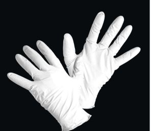 Disposable Nitrile Examination Gloves Powder Free pictures & photos
