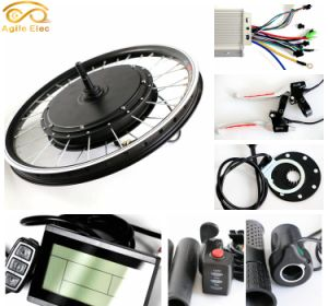 Agile 48V 500W LCD Display Hub Motor Kit for Any Bike pictures & photos