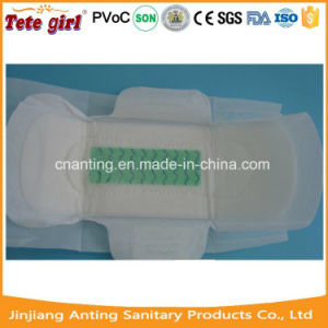 Ultra Thin Anion Sanitary Napkins with High Absorption Manufacture pictures & photos