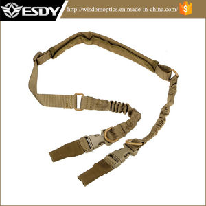 Tactical 2 Points Rifle Sling Padded Adjustable Heavy Sling pictures & photos