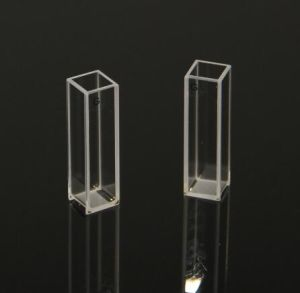 Spectrophotometer Absorption Quartz Cuvettes pictures & photos