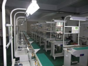 Chinese Made PCB Inspection Conveyor for PCBA pictures & photos