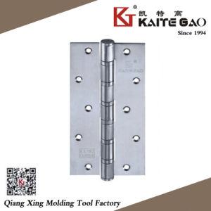 """(8""""X4""""X3.5mm-6BB) Stainless Steel Door Hinge for Wooden Door pictures & photos"""