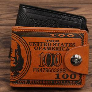 New Hot Men′s Wallets Fashionable Short Retro Magnet Buckl, Beauty Zero Wallet Wholesale pictures & photos
