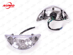 Motorcycle Head Light Motorcycle Head Lamp for Sunny 50 pictures & photos