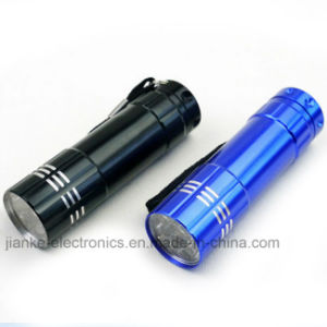 Promotinal Mini LED Torch with Logo Printed (4080) pictures & photos