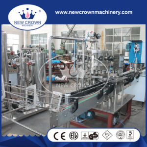 Automatic Normal Pressure Aluminum Can Filling Machine pictures & photos