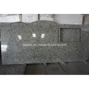 Cheap Brown Granite Counter Top for Kitchen pictures & photos