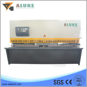 Hydraulic Guillotine Shearing Machine with CE Standard pictures & photos