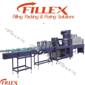 Linear Shrink-Wrapping Packing Machine for Packing Bottle pictures & photos