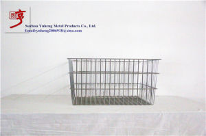 SGS Heavy Duty Metal Storage Basket for Promotion