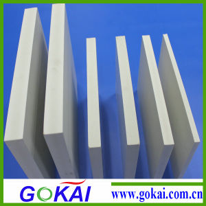 PVC Celuka Foam Board with Different Density (GK-PVC-08P) pictures & photos