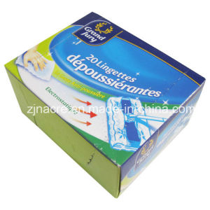 Dust Absorbed Static Nonwoven Dry Wipes pictures & photos