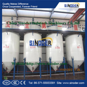 Vegetable Oil Refinery Equipment /Oil Refining Plant/Sunflower Oil Refining Machine with Ce ISO pictures & photos