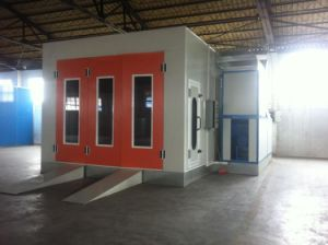 Entry Level Spray Painting Booth pictures & photos