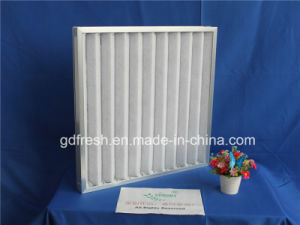 Washable Synthetic Fiber Panel Pre Filter pictures & photos