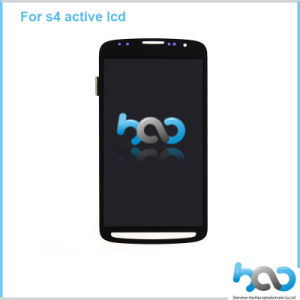 Mobile Phone Flat Screen LCD for Samsung S4 Replacement