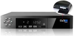 HD DVB-C Receiver with Conax pictures & photos