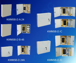 Kwmsb-a Serial Fiber Optic Distribution Box pictures & photos