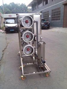 RO Plant Reverse Osmosis System for Drinking Water Treatment Equipment pictures & photos