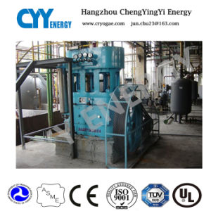 Vertical Water Lubrication Water Cooling Piston Oxygen Compressor pictures & photos