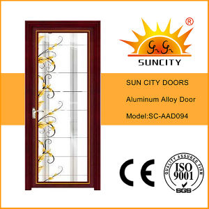 High Quality Tempered Glass for Cabinet Door (SC-AAD094) pictures & photos