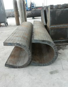 Double Seams Thick Wall Saw Steel Pipe pictures & photos