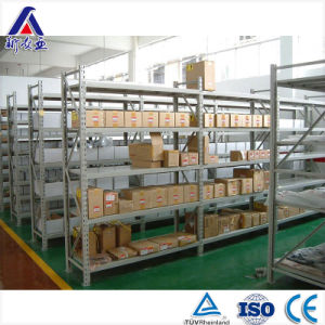 Medium Duty Adjustable Powder Coating Metal Shelf pictures & photos