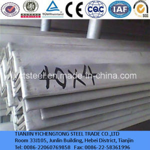 Made in China Competitive Price Stainless Steel Angle pictures & photos
