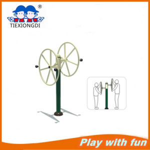 2016 New TUV Outdoor Fitness Equipment (Arm Wheels) pictures & photos