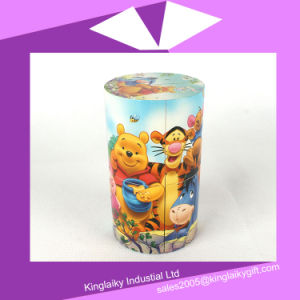 Promotional Cylinder Puzzle Cube Toy for Kids Mc016-006 pictures & photos