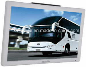 21.5 Inch Bus LCD Monitor Display Color TV pictures & photos