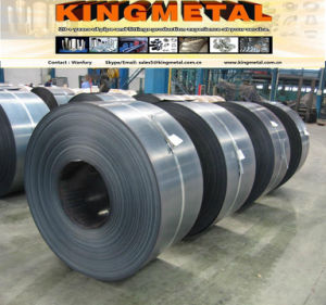 SPCC Hot Rolled Steel Coil with Blue Color Coated. pictures & photos