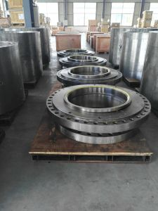 P91 AISI Hot Forging Valve Body for Industry Application pictures & photos