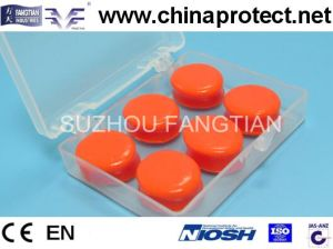 Foam Earplug Ce Hearing Protection with High Quality Security Product pictures & photos
