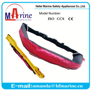 Red Color Leisure Inflatable Re-Pack Belt pictures & photos