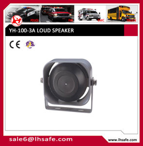 Aluminium Electronic Alarming Speaker (YH100-3A) pictures & photos