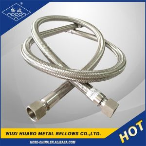 Stainless Steel Corrugated Braided Metal Flexible Hose pictures & photos