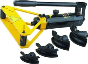 Portable Hydraulic Pipe Bender (HHW-1A) pictures & photos