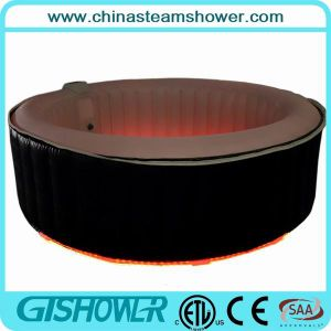 Blow up Soft Hot Tub with LED Strip (pH050018 LED) pictures & photos