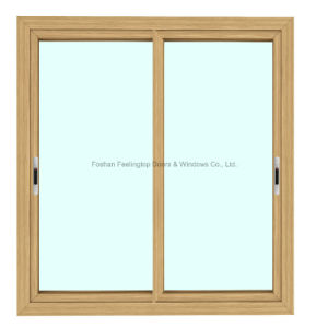 Thermal Break Soundproof Aluminum Sliding Window Anti-Sway Device (FT-W85) pictures & photos