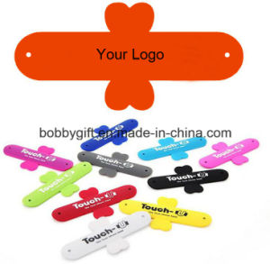 Promotion Silicone Holder Mobile Phone Support pictures & photos