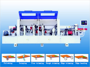 Factory Price Fine Repair Edge Banding Machinery Made in China pictures & photos