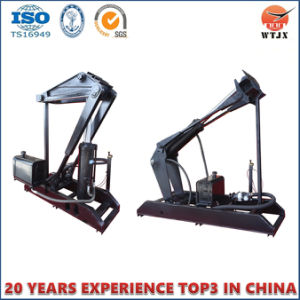 Under Body Hydraulic Hoist for Dump Truck pictures & photos