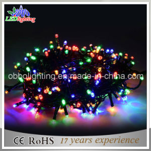 Christmas Decoration Light Multi-Color UL Plug Decoration Lights 5mm String Light for Wedding UL Standard Holiday Light String Light pictures & photos