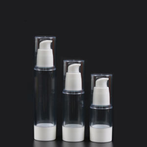 White Color Plastic Bottle, Airless Bottle (NAB09) pictures & photos