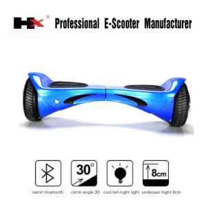 Hx Patented Samsung Battery 2 Wheel Electric Standing Scooter