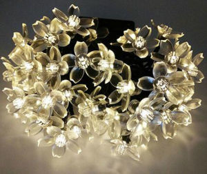 OEM New Solar Fairy String Lights for Party pictures & photos