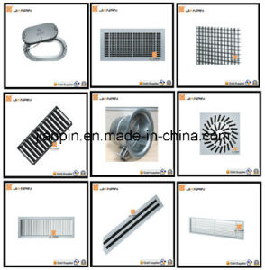 Egg Crate Aluminum Exhaust Air Grille pictures & photos