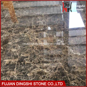 Dark Emperador Marble Slab for Hotel and Commercial Flooring/Wall Tile pictures & photos